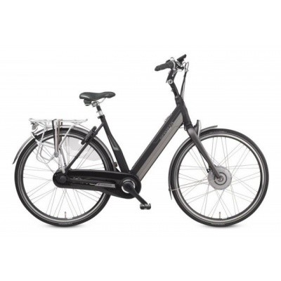 Sparta ION DT, Black/grey Matte