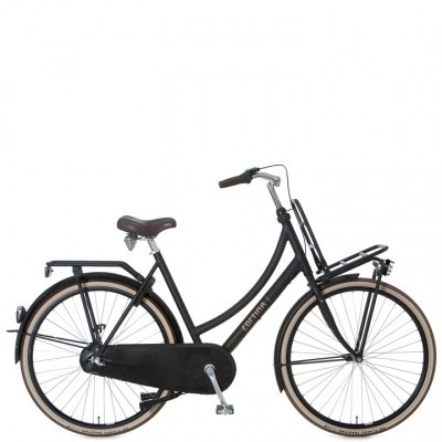 Foto van Cortina Transport, Jet Black Matt