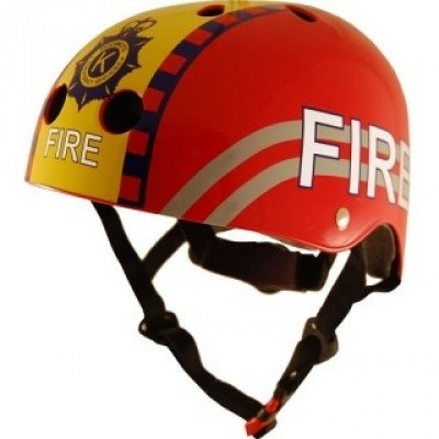 Kiddimoto helm Fire Small Array