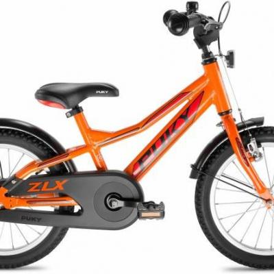 Puky ZLX 18-1 Alu, Racing Oranje