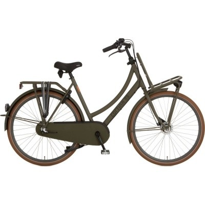 Foto van Cortina Transport, Dark Olive Matt