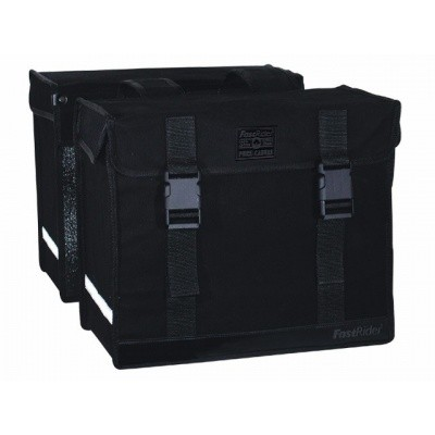 LED CANVAS TAS 65,5 LTR ZWART