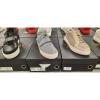 Afbeelding van 170 paar exclusieve sneakers. Kalfsleer