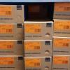 Afbeelding van 130 paar sandalen en schoenen