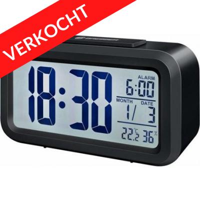 Foto van 300 x Bresser MyTime Alarm Clock Radio Zwart
