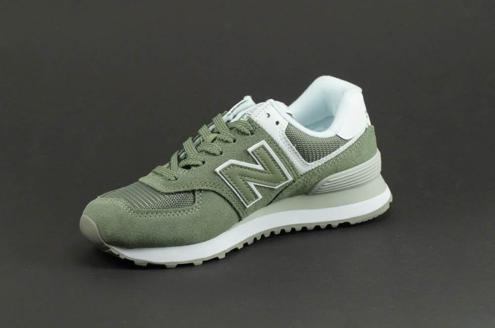 new balance wl574 groen