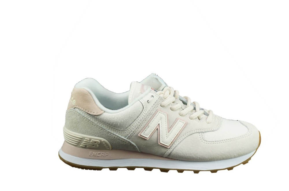 NEW BALANCE DAMES SNEAKERS OFF-WHITE WL574 SAY