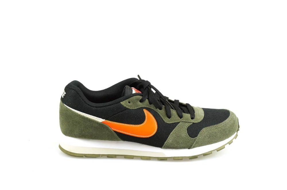 Rode NIKE Sneakers MD RUNNER 2 MEN Omoda.nl