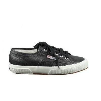 SUPERGA LAMEW TOTALL BLACK - SNEAKER