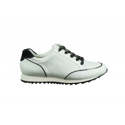 HASSIA DAMES SNEAKERS WIT 7-301954-0201
