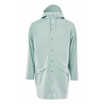 Foto van RAINS REGENJAS GROEN LONG JACKET