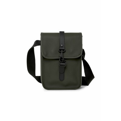 RAINS TASSEN GROEN FLIGHT BAG