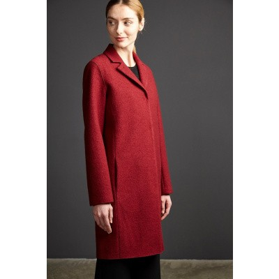 Foto van LANGERCHEN DAMES JAS MONK CLASSICAL COAT II