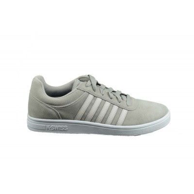 Foto van K-SWISS HEREN SNEAKERS GRIJS COURT CHESWICK