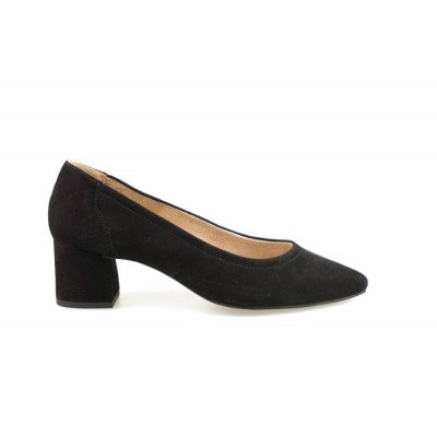 PAUL GREEN PUMPS ZWART 3806-006
