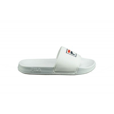 Foto van FILA DAMES SLIPPERS WIT PALM BEACH