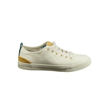 TOMS DAMES SNEAKERS OFF-WHITE TRVL LITE LOW