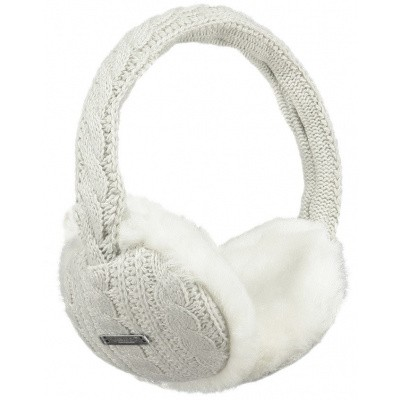 Foto van BARTS MUTS OFF-WHITE MONIQUE EARMUFFS