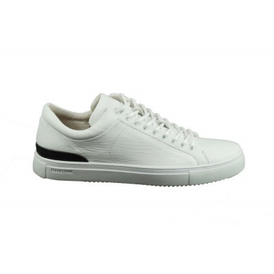 BLACKSTONE HEREN SNEAKER WIT PM-56 WHITE