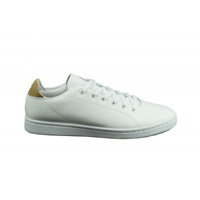 Foto van WODEN DAMES SNEAKER WIT WL861 JANE LEATHER
