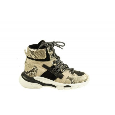 TORAL DAMES SNEAKERS BEIGE 12207-A