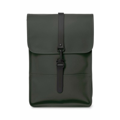 Foto van RAINS TASSEN GROEN BACKPACK MINI