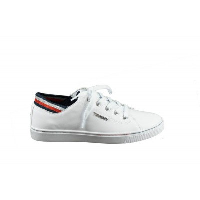 TOMMY HILFIGER DAMES SNEAKERS WIT CITY SNEAKER