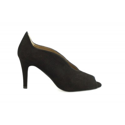 TORAL DAMES PUMPS ZWART 11040