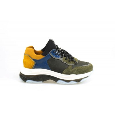 BRONX DAMES SNEAKERS MULTICOLOUR BAISLEY