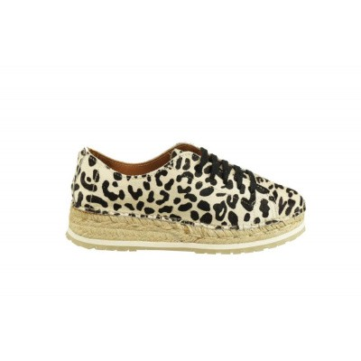 SHABBIES DAMES ESPADRILLES OFF-WHITE 151020009 1540 OFF-WHITE