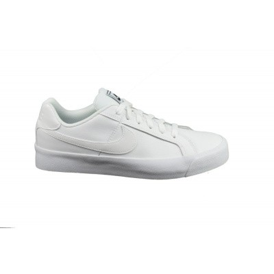 NIKE DAMES SNEAKERS WIT COURT ROYAL AC