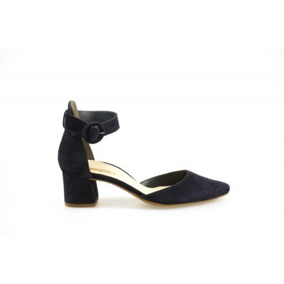 PAUL GREEN DAMES PUMPS DONKERBLAUW 7273-026