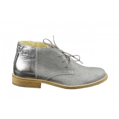 Foto van RED RAG 72058 821 GREY - HALFHOGE VETERSCHOEN