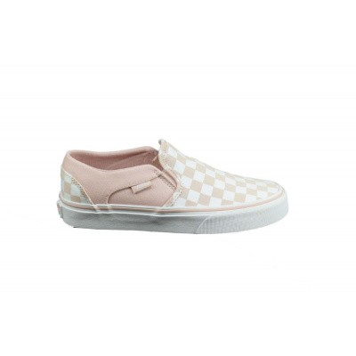 VANS DAMES SNEAKERS ROSE ASHER CHECKERBOARD
