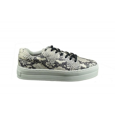 Foto van BULLBOXER DAMES SNEAKERS OFF-WHITE 987033E5CA