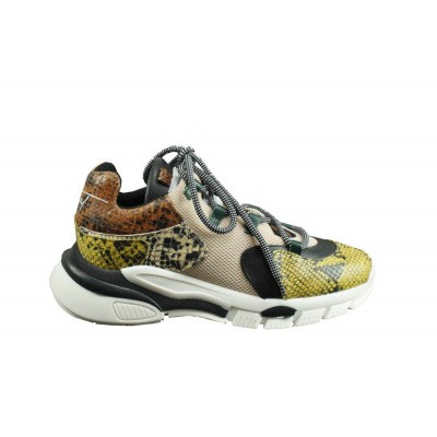 TORAL DAMES SNEAKERS MULTICOLOUR PHYTON 11101-BA