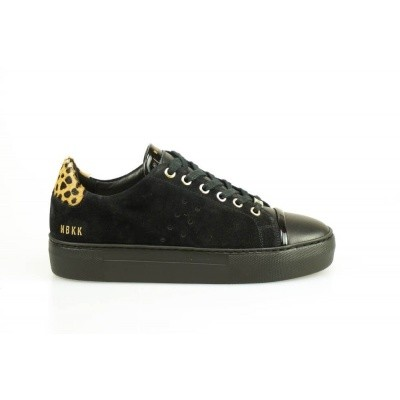 NUBIKK DAMES SNEAKERS ZWART JOLIE JOE