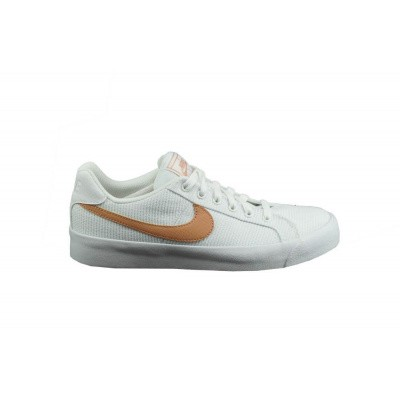 NIKE DAMES SNEAKERS WIT COURT ROYAL AC SE