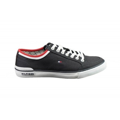 TOMMY HILFIGER CORE CORPORATE SNEAKER MIDNIGHT - SNEAKER