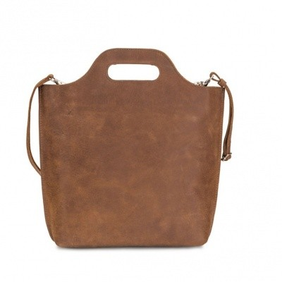Foto van MYOMY MY CARRY BAG SHOPPER MEDIUM HUNTER ORIGINAL - TAS