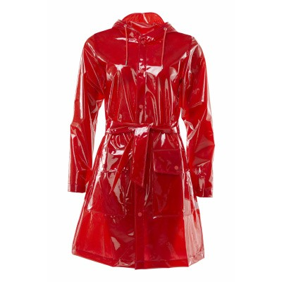 RAINS REGENJAS ROOD BELT JACKET