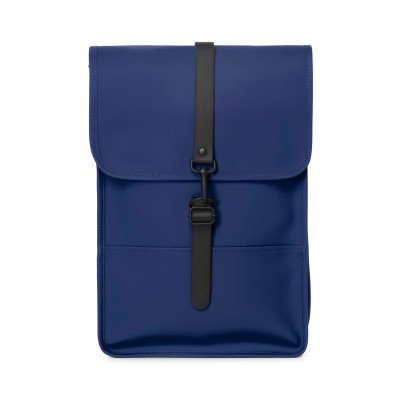 RAINS TASSEN BLAUW BACKPACK MINI