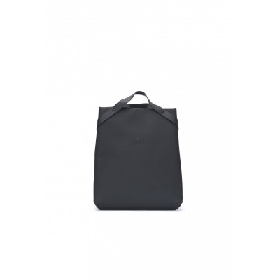 RAINS SHIFT BAG BLACK - TAS