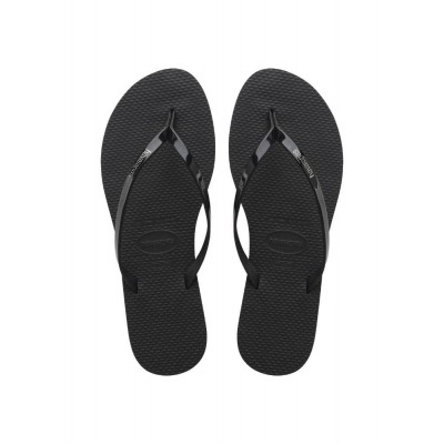 Foto van HAVAIANAS YOU METALLIC BLACK - SLIPPER