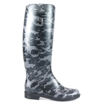SUPERTRASH RAINBOOT LACE BLACK - KORTE LAARS