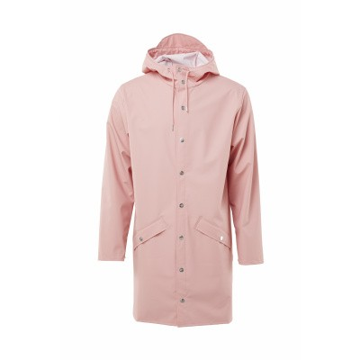 RAINS REGENJAS ROZE LONG JACKET