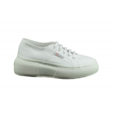 SUPERGA DAMES SNEAKER WIT 2287 COTW WHITE