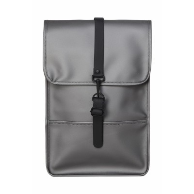 RAINS TASSEN DONKERGRIJS BACKPACK MINI
