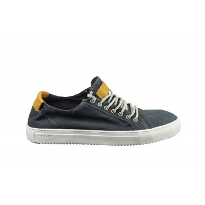 Foto van BLACKSTONE PM31 CANVAS DARK SLATE - SNEAKER
