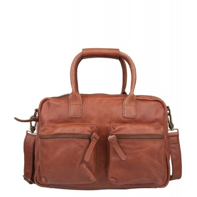 Foto van COWBOYSBAG THE BAG SMALL COGNAC - TAS